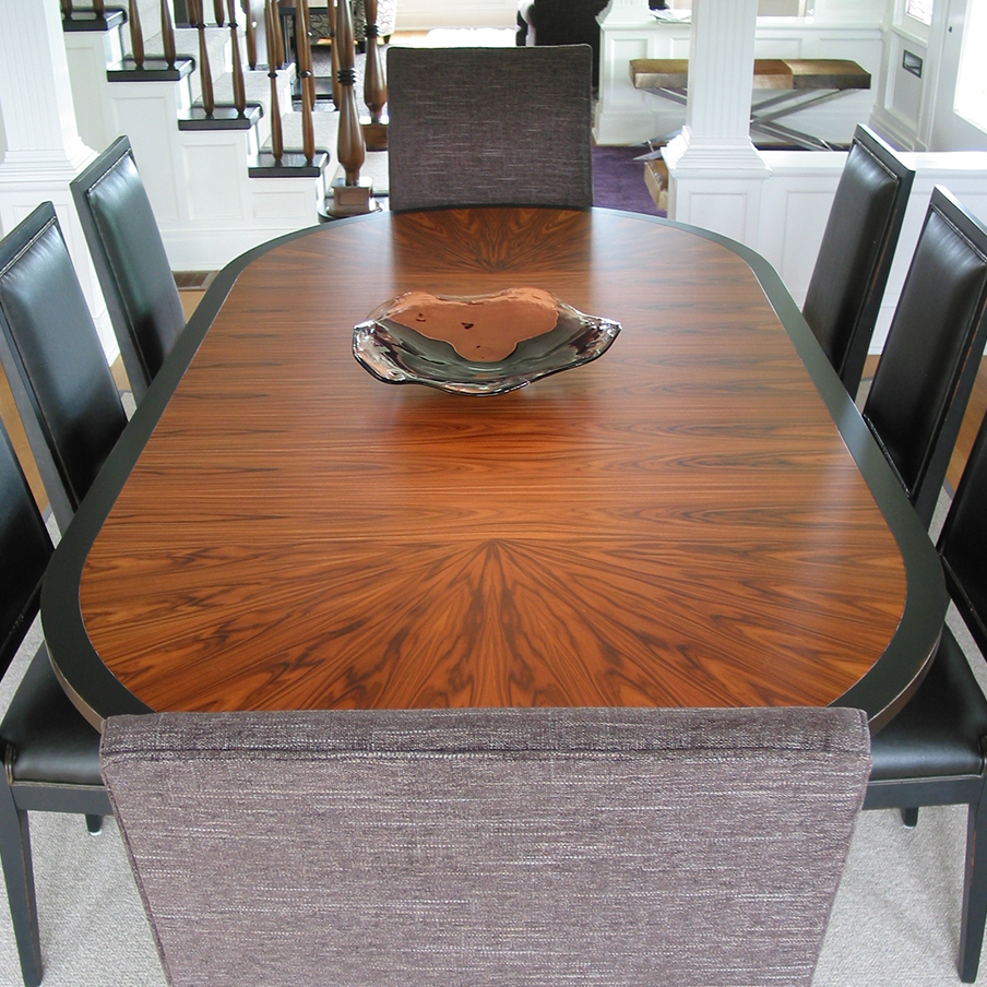 Rosewood Custom Dining Table