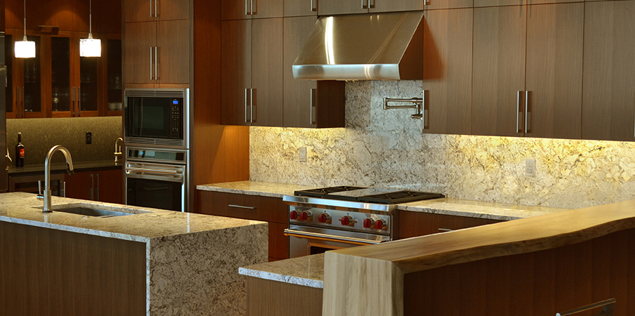 Contemporary Cabinetry Kitchens