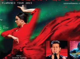 Northern Lights Flamenco Tour 2015