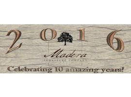 Celebrating a decade of Madera!