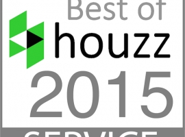"Madera receives ""Best of Houzz"" recognition for 2015"
